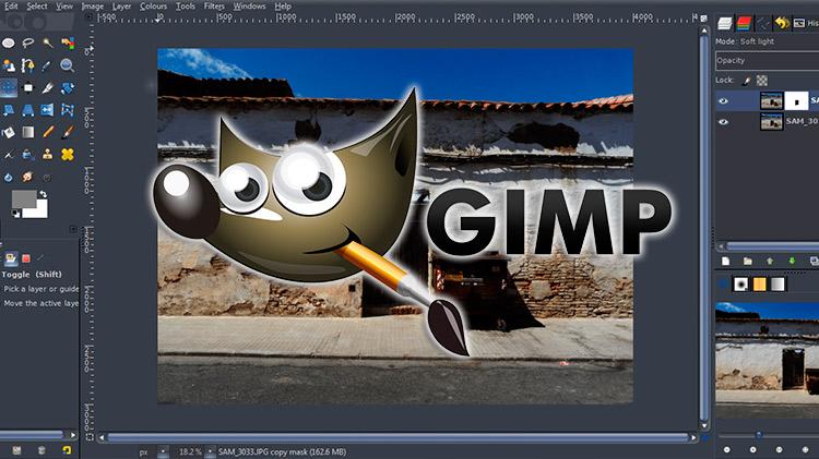Descargar Gimp - Gratis Última Versión