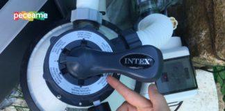 Análisis de funciones depuradora Intex