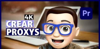 Cómo Crear Proxys en Adobe Premiere Pro - Edita 4K más Rápido y Fluído en Ordenadores Lentos