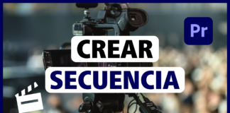 Cómo Crear una Secuencia en Adobe Premiere Pro - Ajustes de Secuencia