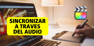 Sincronizar Varios Videos en Final Cut Pro a través del audio 📣