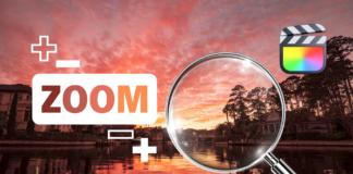 Aplicar Zoom 🔍 con Movimiento Suave en Final Cut Pro - Zoom In y Zoom Out