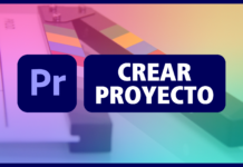 🏁 CREAR nuevo PROYECTO en Premiere.👇El Primer Paso ► Curso