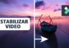 Cómo ESTABILIZAR vídeos en FILMORA ✅   Curso Filmora