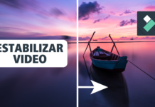 Cómo ESTABILIZAR vídeos en FILMORA ✅ | Curso Filmora