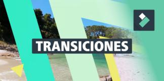 Cómo Usar TRANSICIONES en FILMORA 💥 | Curso Filmora